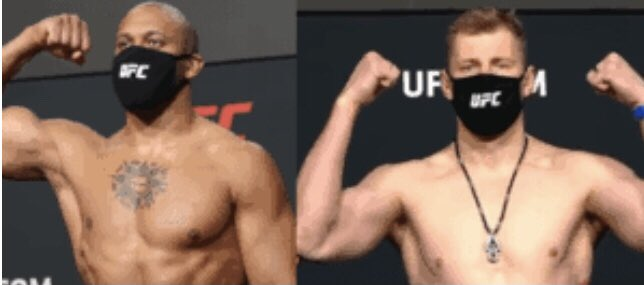 Anyone has any UFC events on their birthday? Mine is Gane VS Volkov https://t.co/2NO52A5Vr9