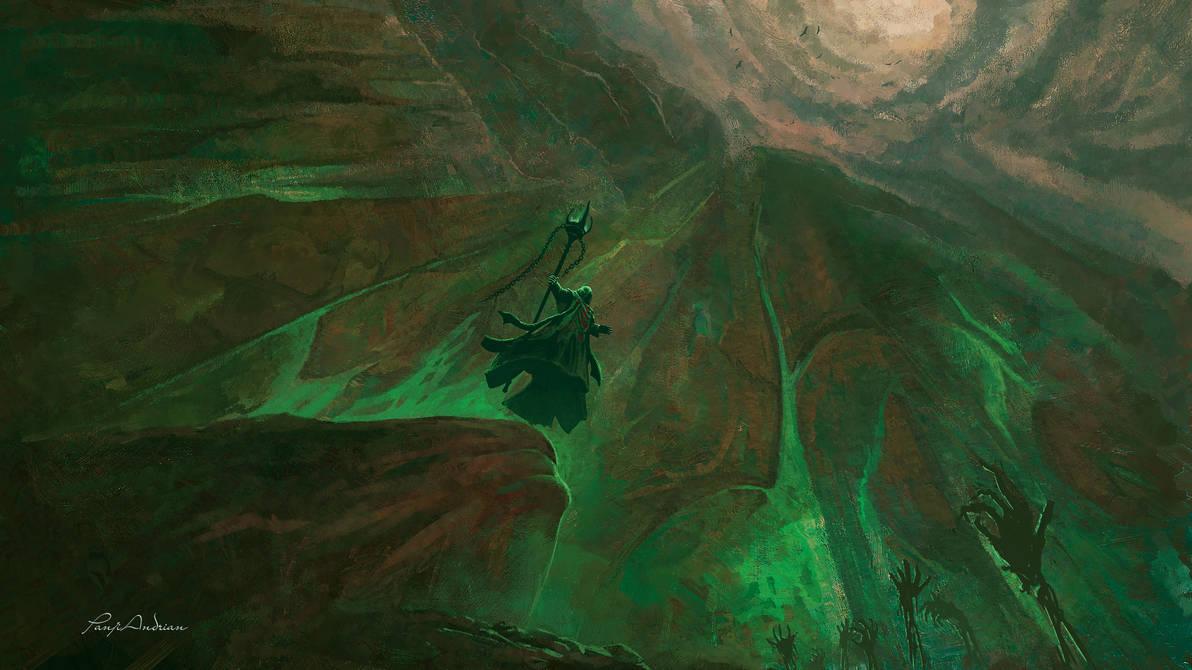 #DarkAge #Fantasy #Art -- #TTRPG    -Panji Andrian https://t.co/bwiCmVD2ZL