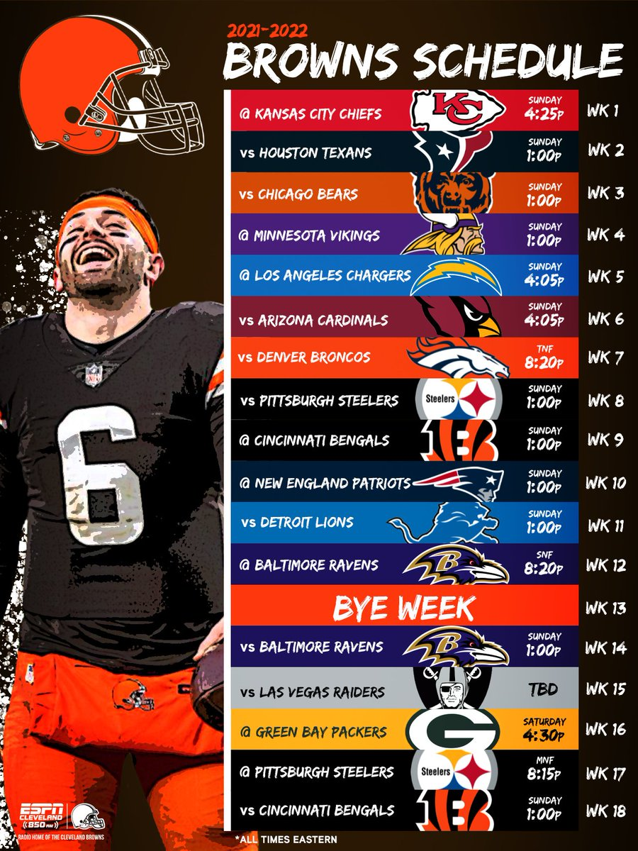 @ESPNCleveland's photo on Browns