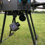Image for the Tweet beginning: Multi-rotor UAVs are great for