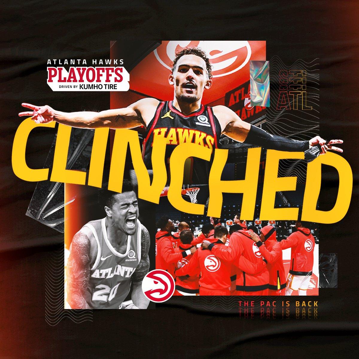 NBA – Gli Atlanta Hawks di Gallinari battono ancora i Wizards e vanno ai Playoff