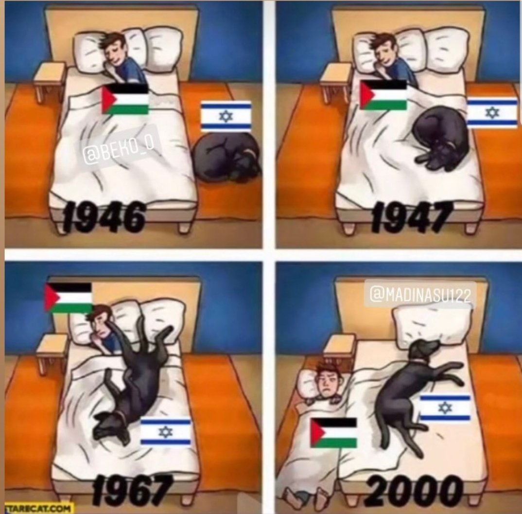 Inshallah Palestine will be free soon 🇵🇰🤝🇵🇸 💩🤝🇮🇱 #IsraelTerrorist  #GazaUnderAttackk https://t.co/ujwJe6FI5y