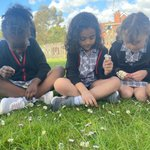 TikTok & Snapchat may come and go, but making daisy chains is timeless fun! #copthorneprep