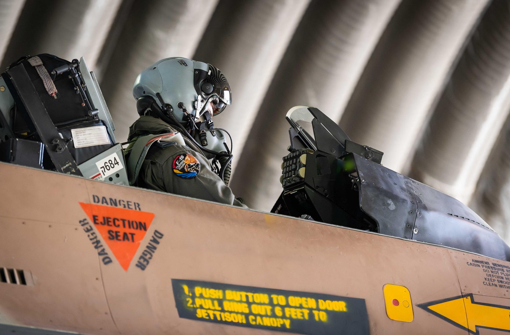 IAF: Operação Guardian of the Walls - Atualizado. Os F-16 estão sendo um dos vetores mais empregados pela IAF sobre Gaza (Foto: IAF).