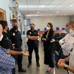 Image for the Tweet beginning: Policía Local de #Águilas establecerá