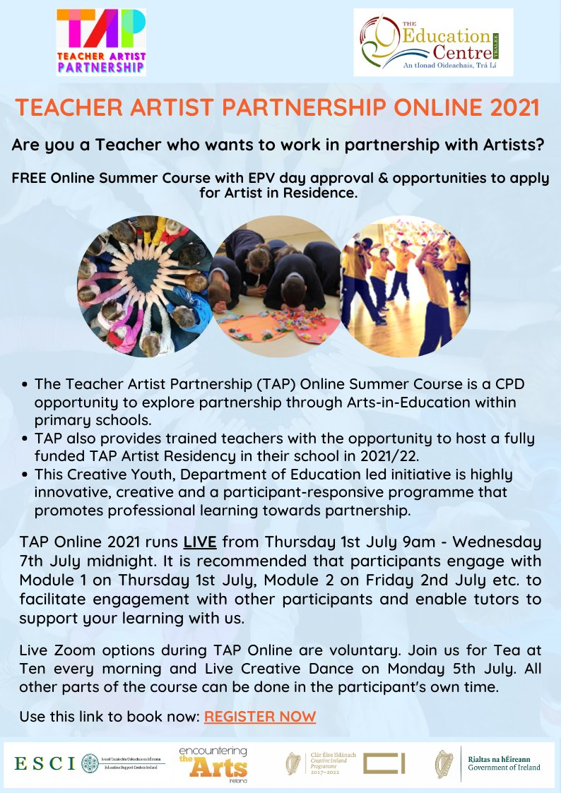 TAP Summer Course
