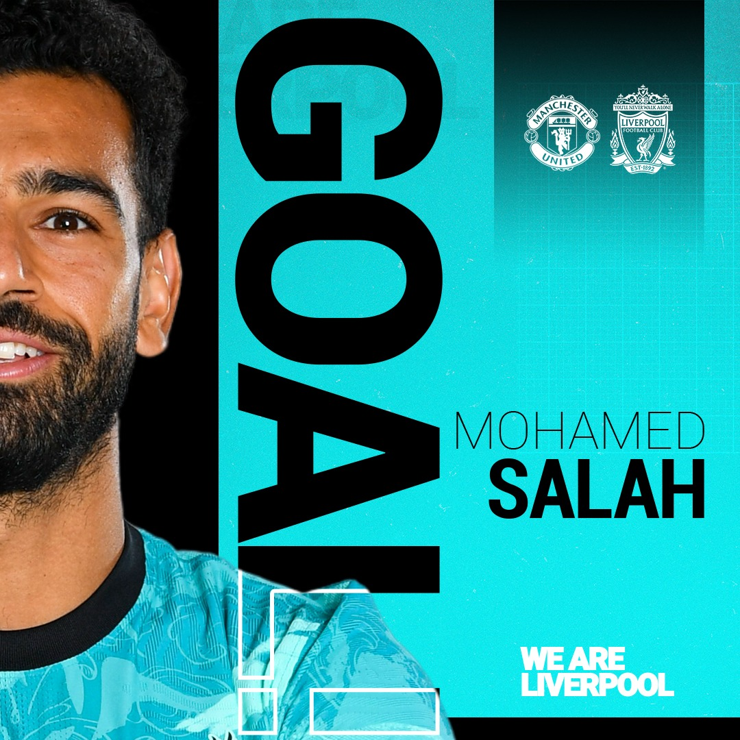90' - Brilliant breakaway, as Salah runs from his own half before a calm, low finish into the corner. GET IN!!!!!  [2-4]  #MUNLIV
