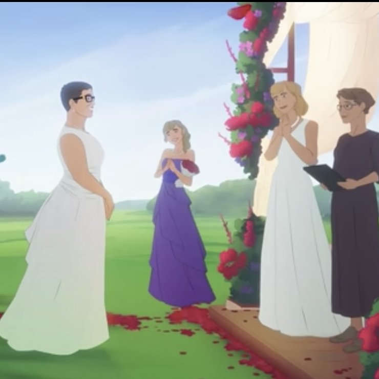 Here We Go: Army Releases Recruitment Advertisement Featuring Lesbian Wedding