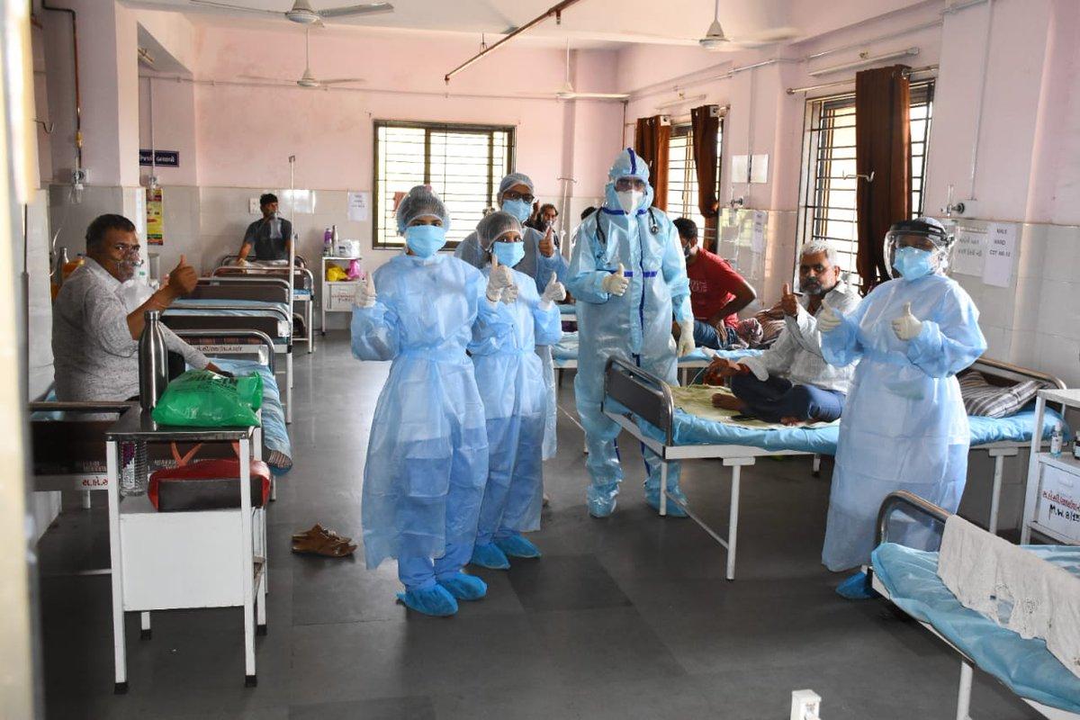 Gujarat govt to directly recruit over 2,000 nurses urgently