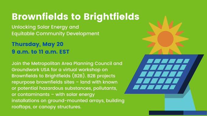 workshop on repurposing brownfields sites