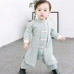 チャイナ風の子供服が可愛すぎる!心をくすぐられるデザインに、欲しいとの声が続出!