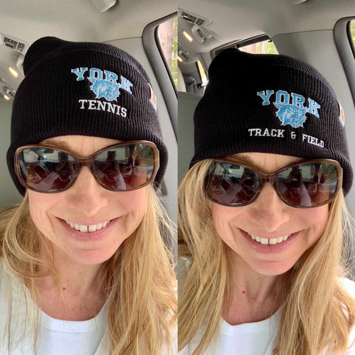 test Twitter Media - Wildcat Nation: It's not Summah yet! ...Let's be real, it's York - probably need a hat for all seasons like multi-sport parent and Super Fan Amy Hopkins. These rocking Carhartt hats are available for all teams at our online store https://t.co/UOZ4SkCMSu or link in bio https://t.co/PrIwvMTzeg