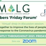 Image for the Tweet beginning: Tomorrow's #malgfridayforum, sponsored by  @PRAGroupInc,