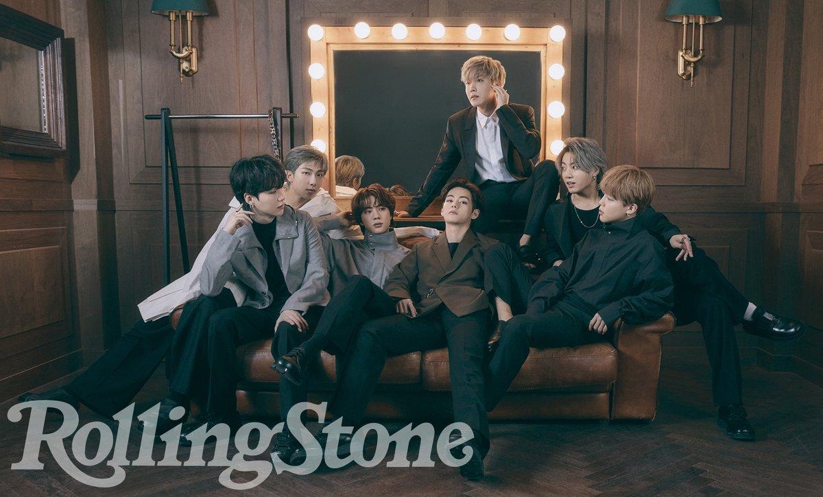[影音] 210513 The Rolling Stone Cover