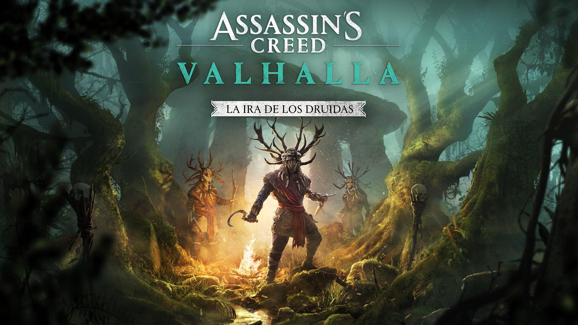 ASSASSIN'S CREED VALHALLA:  NUEVA EXPANSIÓN
