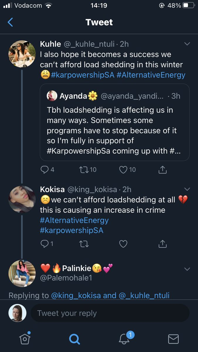 Shades of Bell Pottinger: exposing corruption in the Karpower deal has caused the bots to come out.   Have a look at #karpowershipSA and #AlternativeEnergy https://t.co/nd0HVQ84FL