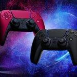 PS5のコントローラーに新色が登場、レッドとブラックが定番カラーに!