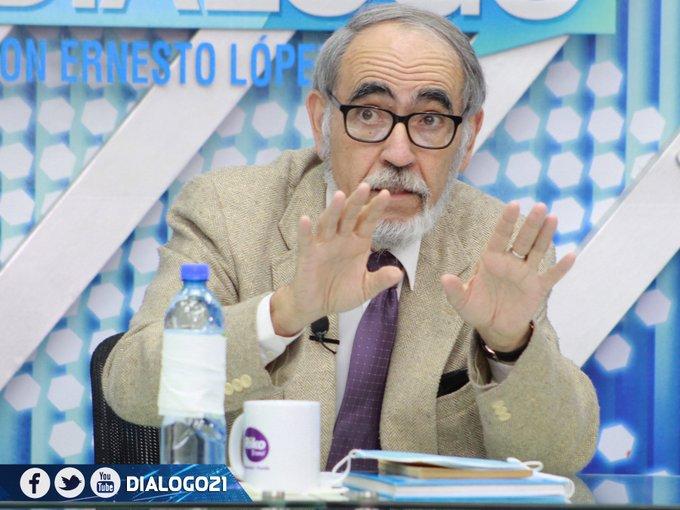 No revertir destituciones llevará a enfrentamientos con EEUU: Rubén Zamora