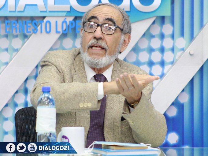 Rubén Zamora: Destitución de fiscal es para ocultar robo en pandemia