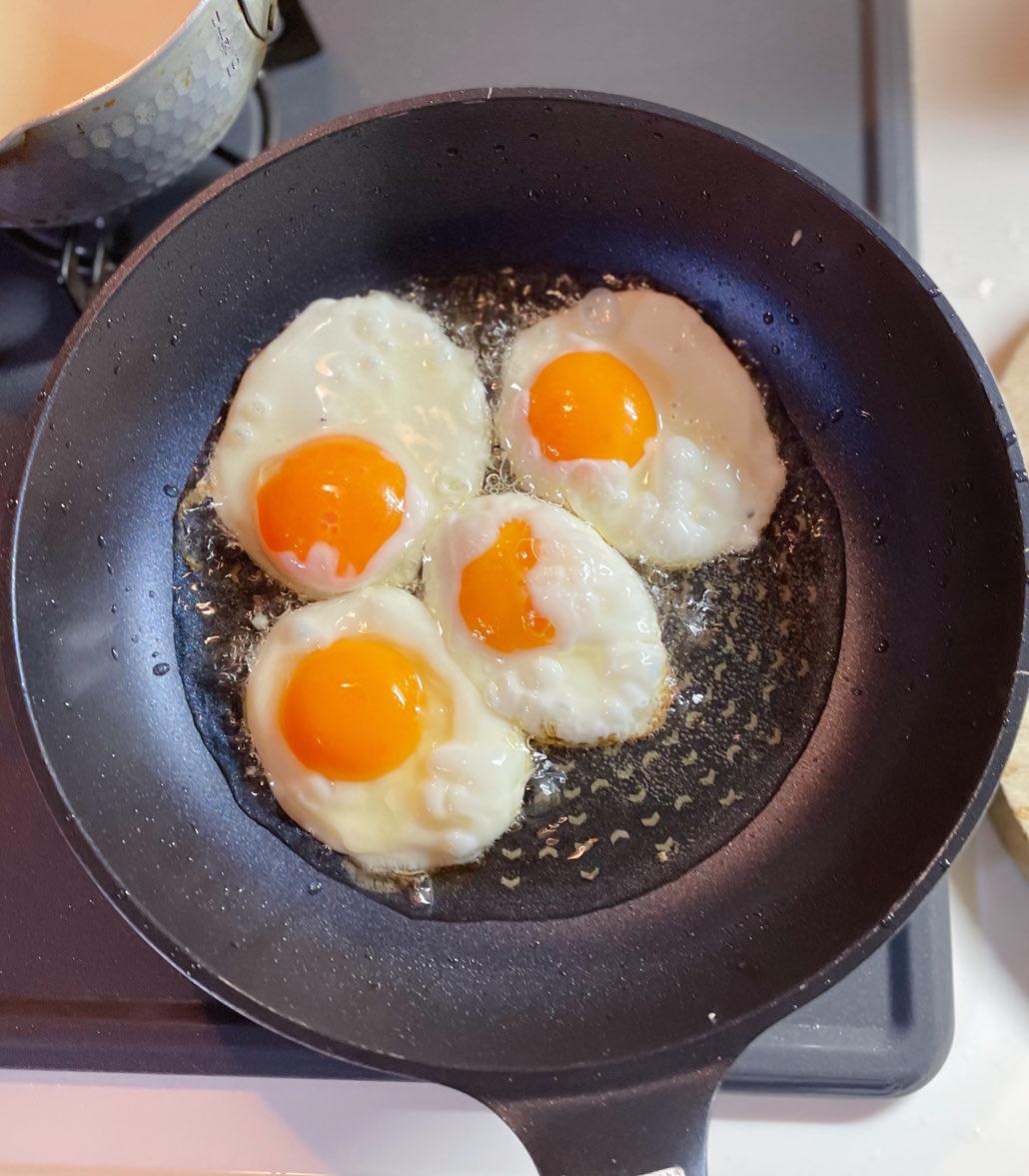 めちゃ美味!お弁当のおかずに最適な卵揚げ焼き!