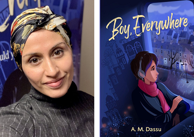 test Twitter Media - Welcome A.M. Dassu to our Virtual Book Tour! The author talks to us about her debut novel, Boy, Everywhere. Visit our blog for an exclusive interview, resources and more! #kidlit https://t.co/gmhHoeysTU @a_reflective @LEEandLOW https://t.co/QHKzev9NRC