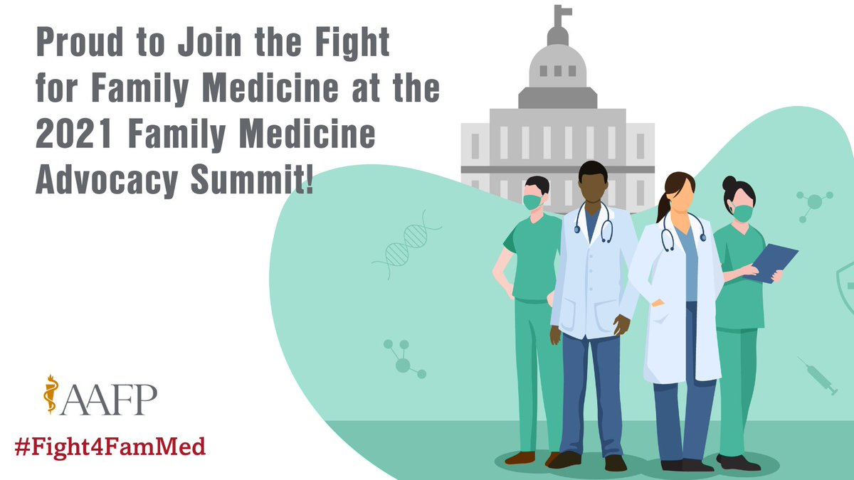 test Twitter Media - We are excited to join @aafp and @aafp_advocacy in the Fight for Family Medicine during this year's Family Medicine Advocacy Summit. We'll be fighting for #Medicaid pay parity, smart telehealth policy, and other critical issues impacting the health of our patients. #Fight4FamMed https://t.co/Tk8q40Bxur