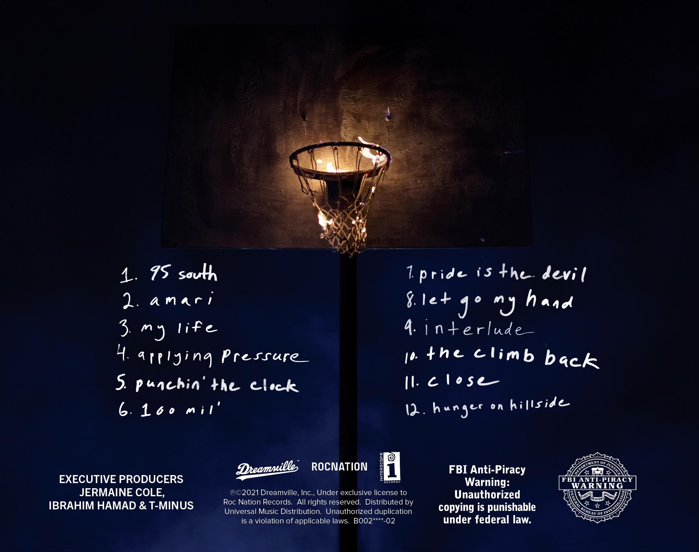 Tracklist de The Off-Season, novo álbum de J. Cole