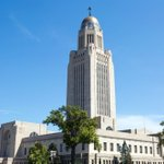 Image for the Tweet beginning: Strict Nebraska medical cannabis bill