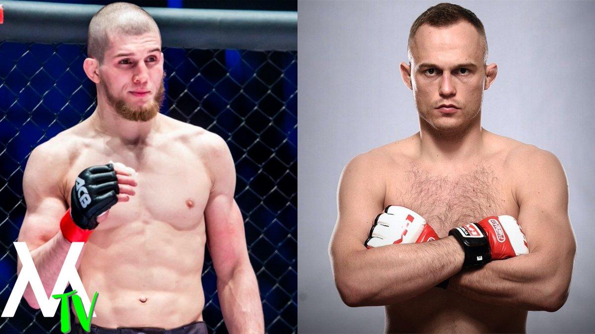 Yusuf Raisov (@YusufRaisov) will make his AMC Fight Nights debut on July 16th against Alexey Makhno.  #ViolentMoney #VMTV #AMCFightNights #MMA https://t.co/9K24droP07