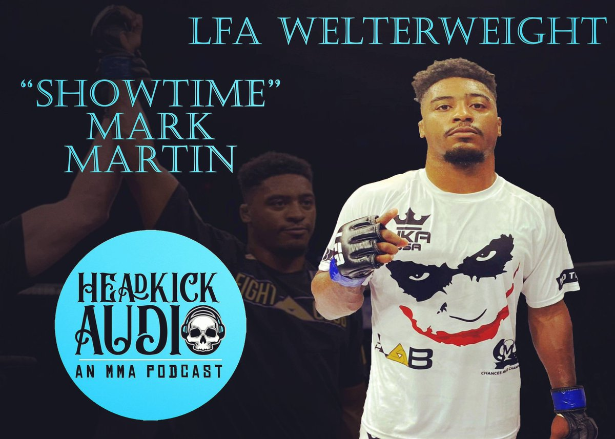 Check out my interview with rising @TheMMALAB standout and #LFA105 winner @ShowtimeMartin1 🤘  https://t.co/ZFKBbKYgBS https://t.co/vX84gWNHC3