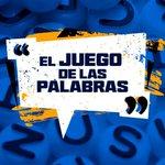 """Image for the Tweet beginning: """"El juego de las plabras"""""""