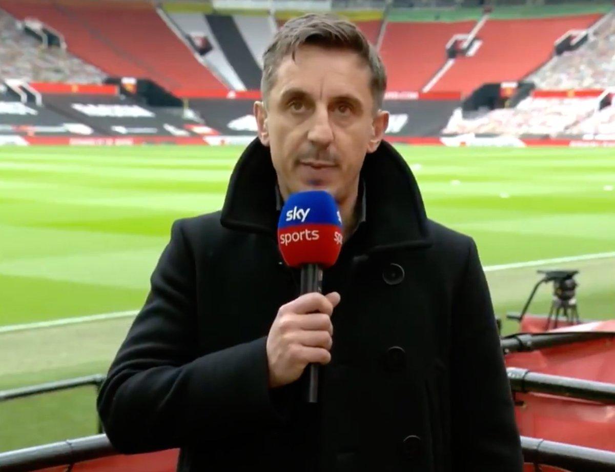 @sportbible's photo on Gary Neville