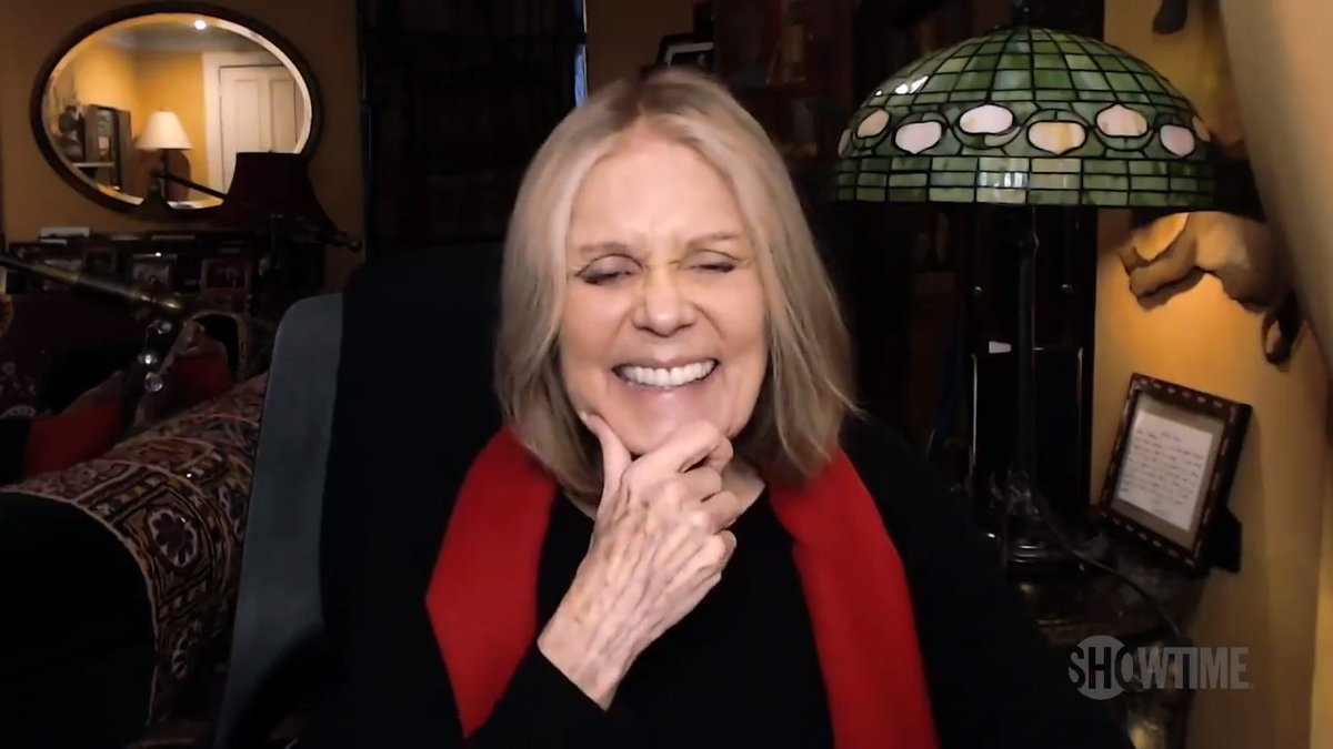 RT @ziwe: i introduced the icon gloria steinem to wap by cardi b and megan thee stallion https://t.co/cuKMEiyV7i