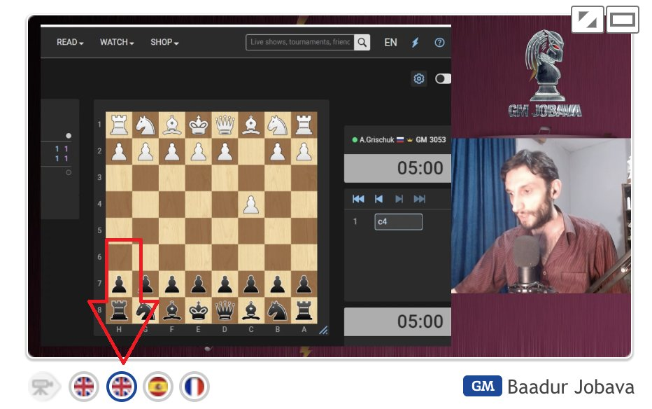 test Twitter Media - Baadur Jobava is jamming while playing!  https://t.co/K32WA1iGea  #MDI2 #c24live https://t.co/inTacJJHyg