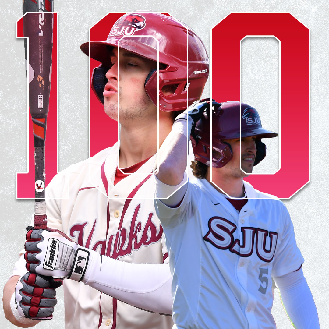 We had a pair of players hit the 100-hit mark last week.  Congrats to Liam and Nate! #THWND https://t.co/CHiMlYY1tv