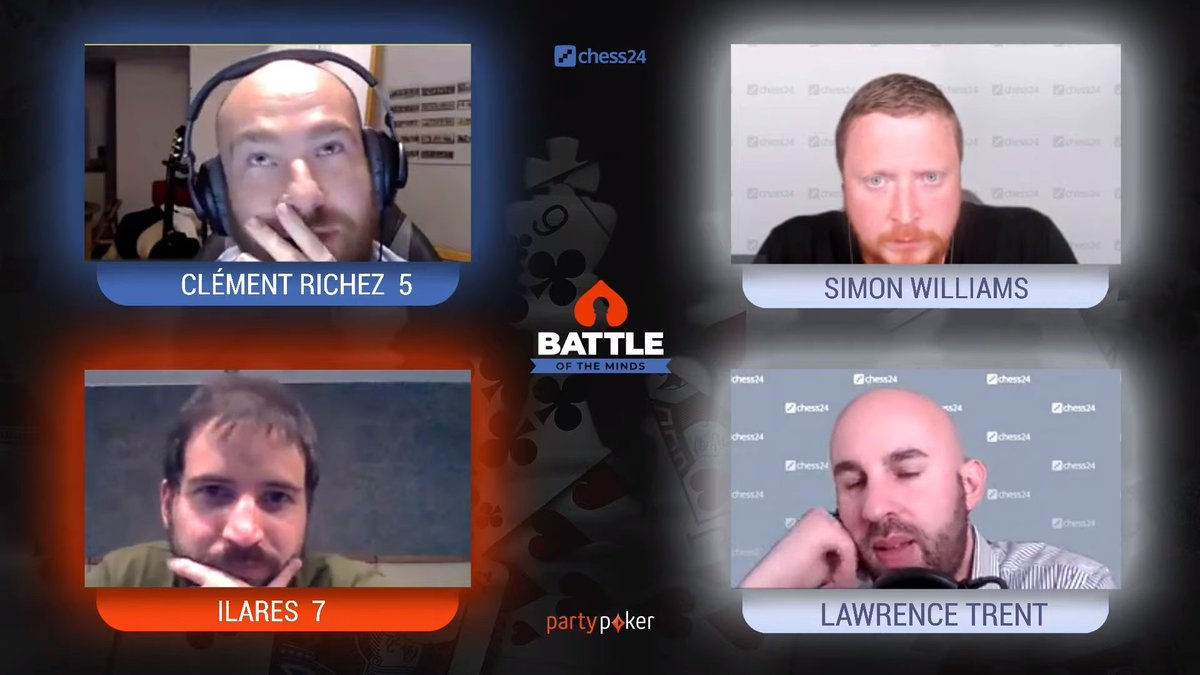 test Twitter Media - Congratulations to ilares who won his Battle of the Minds match against Clément Richez!  Tomorrow will be @FFernandezARG against @AAMortazavi with commentary by @LawrenceTrentIM!  📺https://t.co/djchGGpSR6 https://t.co/jNXFiH1m7Z