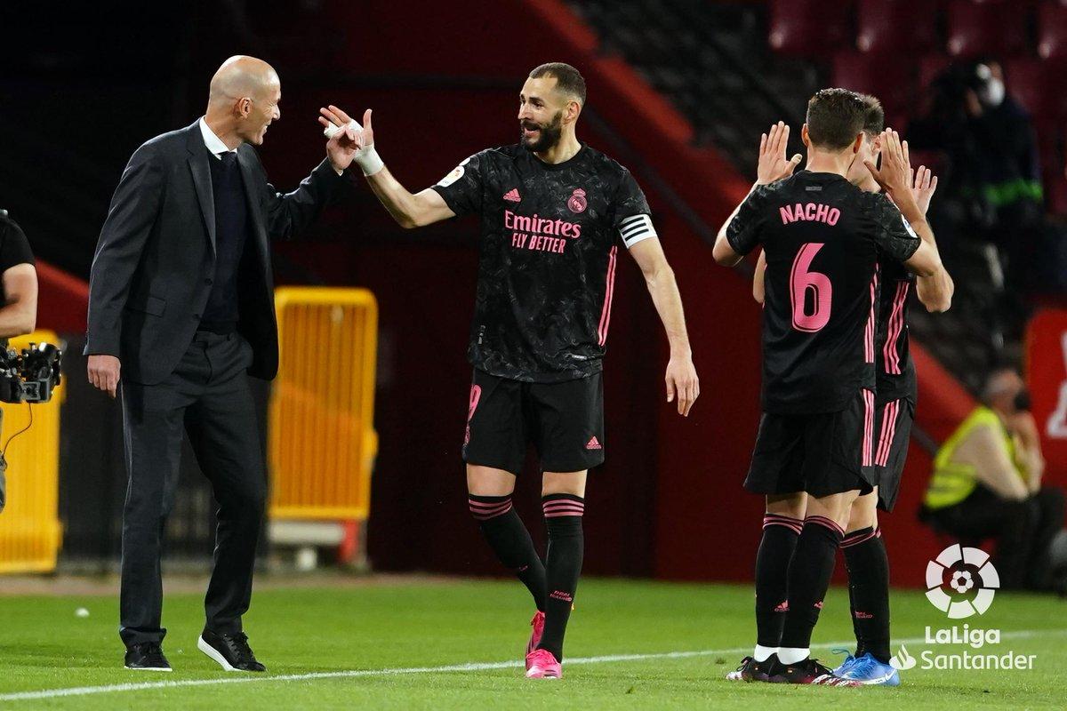 @LaLiga's photo on Zidane