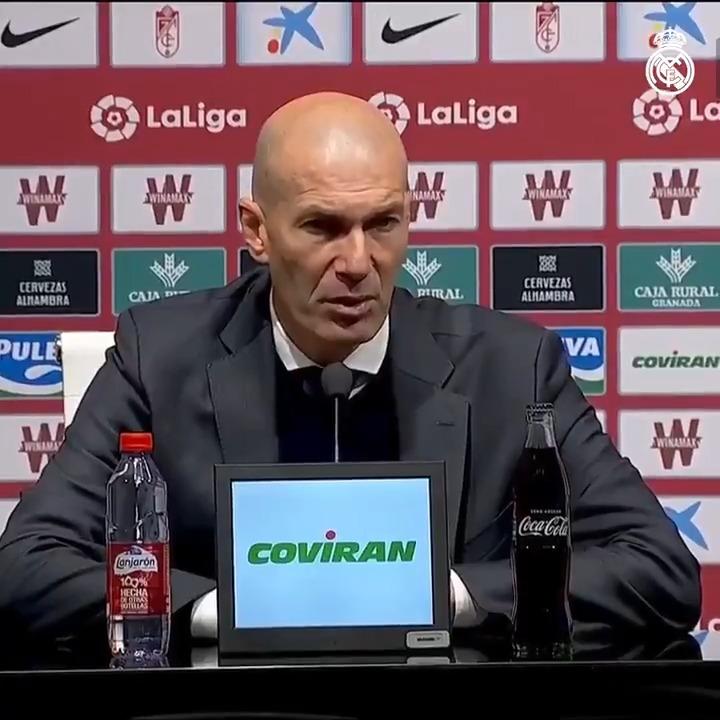 @realmadrid's photo on Zidane