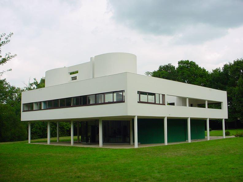 RT @artistlecor: Villa Savoye in Poissy, 1931 #constructivism #lecorbusier https://t.co/Hxe3FsyRxC