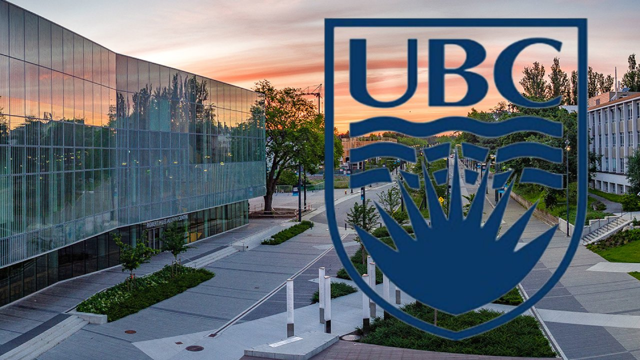 SRK Graduate Scholarship by The University of British Columbia, Canada