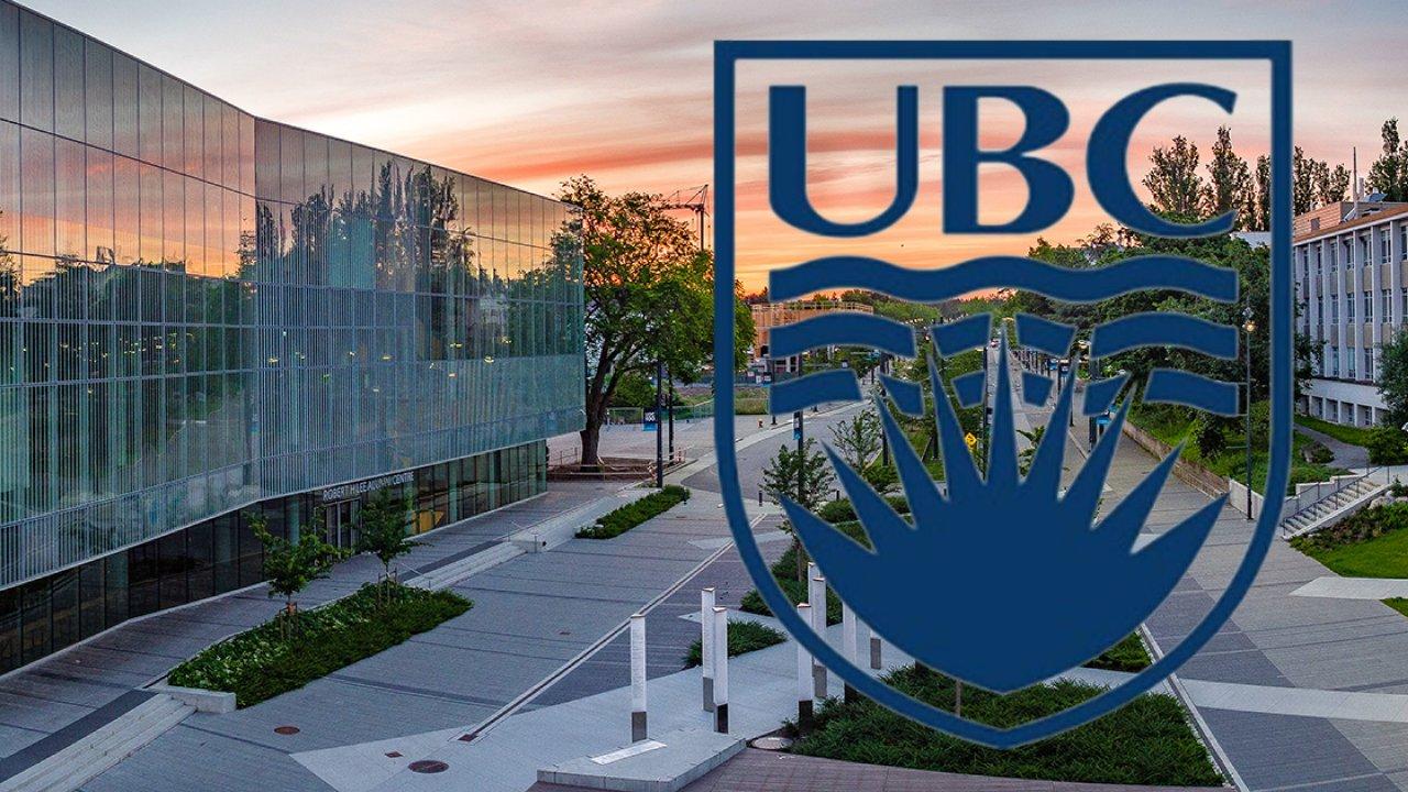 SRK Graduate Scholarship by The University of British Columbia, Canada