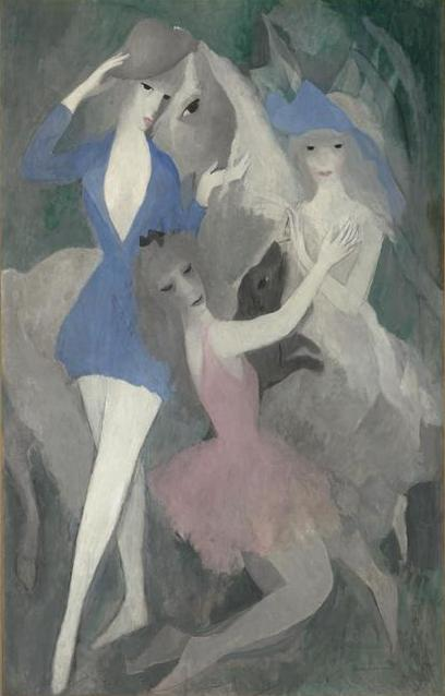 RT @ArtistLaurencin: Spanish Dancers, 1921 #cubism #laurencin https://t.co/F2wcrnbF9i