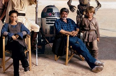 #ThankTheMaker! #StarWarsDay is still 8 days away, but it's #GeorgeLucas' birthday and that's awesome too ☺️