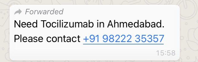 #sos #Ahmedabad #AhmedabadCovidSupport https://t.co/rwpaeEyghF