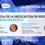 "Image for the Tweet beginning: 🆕Nuevo #Neuraxtalks para profesionales sanitarios:💊""Importancia"