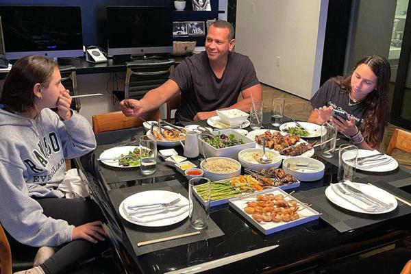 Alex Rodriguez Enjoys 'Dinner Date' with His Daughters After Jennifer Lopez Split: 'My Girls' https://t.co/ekoUbuBgSO https://t.co/btPEunu9fg