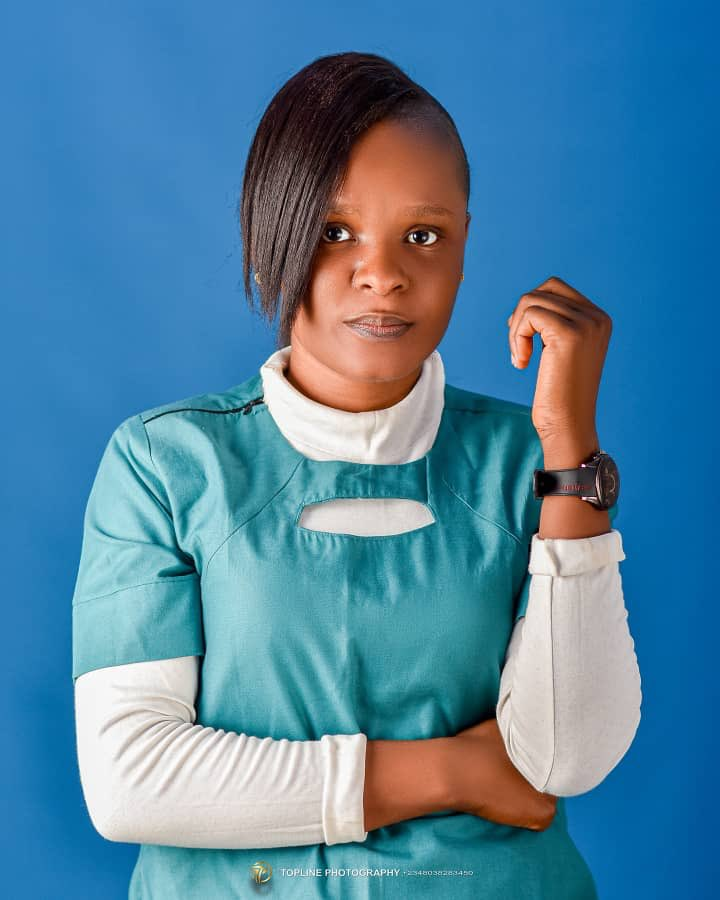 This is Affiniki Bako. A Nurse who was kidnapped at her work place in General Hospital Idon in Kajuru LGA, Kaduna state. On the 20th of April 2021. Her kidnappers set her ransom at 40 million naira.#Greenfielduniversity