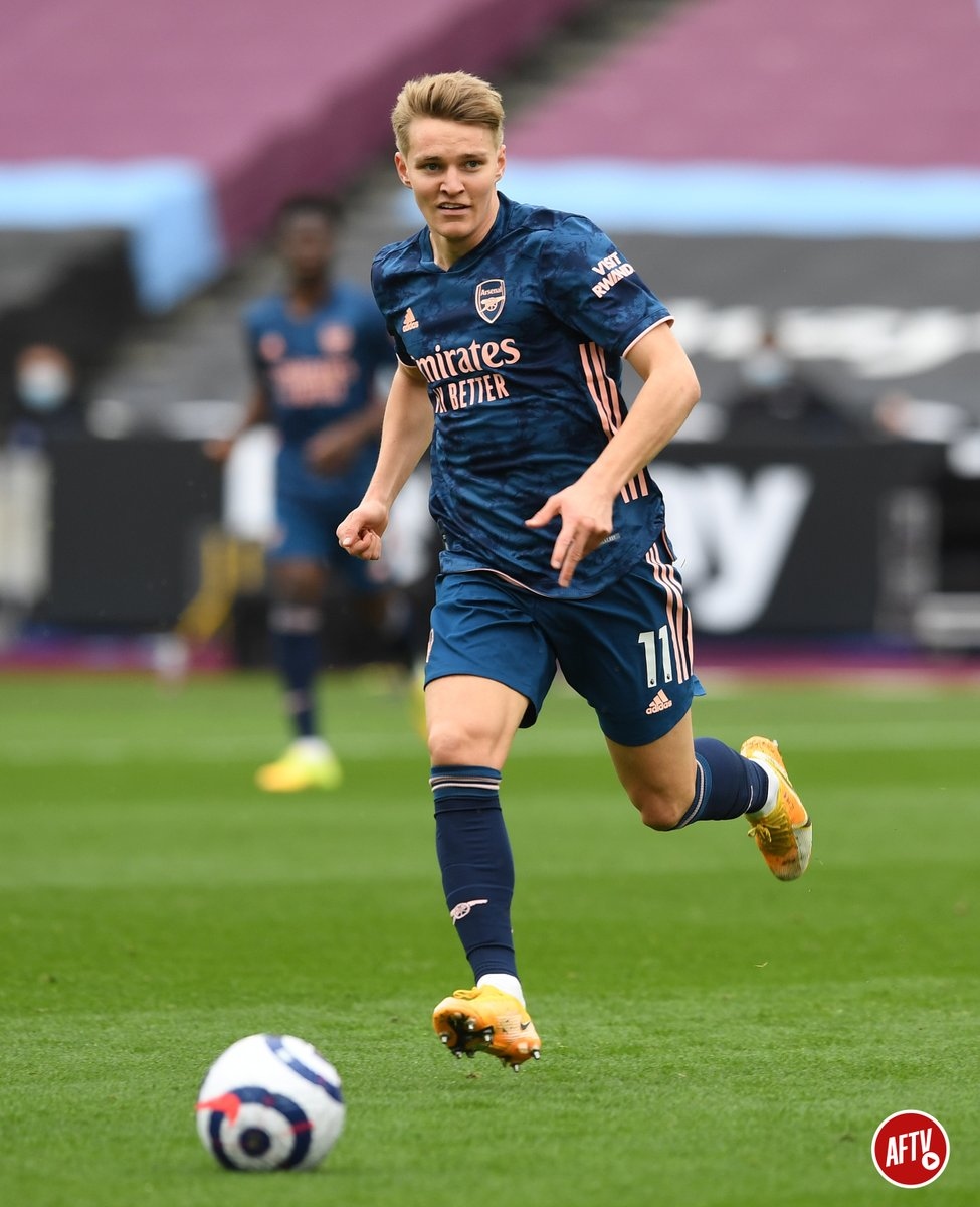 Martin Odegaard would like to extend his stay in north London beyond the end of this season when his loan spell from Real Madrid ends after being impressed by Arteta's project and being made to feel a valued part of the squad. [Football London] https://t.co/AEePjab868