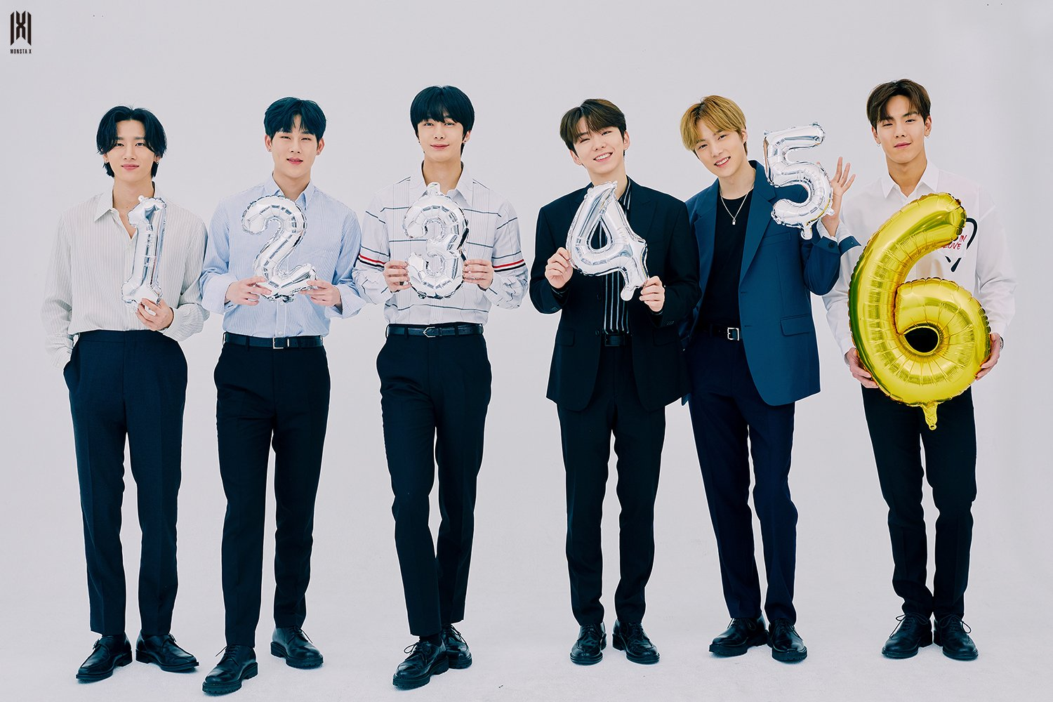 MONSTA X And Its Fruitful Success Over The Past Six Years As An All-Rounder Group