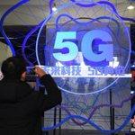 Image for the Tweet beginning: 【中國已累計建成5G基站超81.9萬個 占全球比例約70%】12日,工業和信息化部5G/6G專題會議指出,中國5G發展取得領先優勢,已累計建成5G基站超81.9萬個,占全球比例約為70%;5G手機終端用戶連接數達2.8億,占全球比例超過80%;5G標準必要專利聲明數量占比超過38%,位列全球首位。